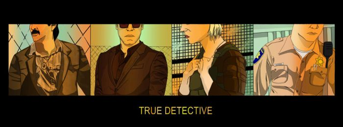 True Detective by MrDouble8