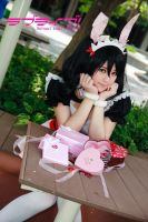 Love Live! - Mogyutto LOVE Yazawa Nico by Xeno-Photography