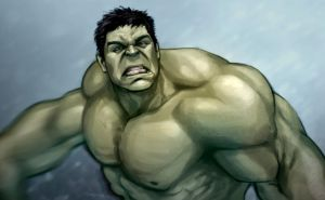 The Avengers: HULK by PatrickBrown