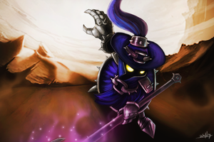 Veigar The Tiny Master of Evil by 7THeaven