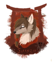 Gift : Shinzu by MutantParasiteX