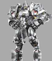 Reinhardt (Primary) by Yare-Yare-Dong