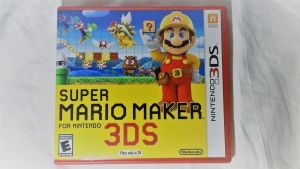 I got Super Mario Maker for 3DS! by SuperSmash6453