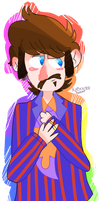 Ringo Rainbow by KabouterPollewop