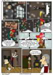 Christmas Carol Page 4 by Slasher12