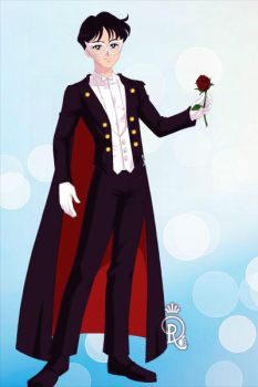 Tuxedo Mask by doll-joy