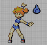 Gym Leader Misty by PkmnMc