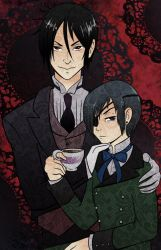 Black Butler by lizgigg