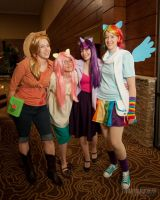 My Little Pony - Friendship is Magic by Yukizeal