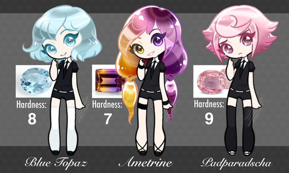 EARLY SALE! Houseki no Kuni Adopts! (CLOSED by Maladoodles