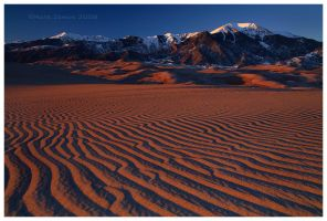 Days End: Great Sand Dunes by Nate-Zeman