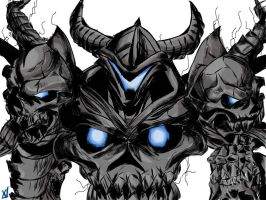 Dage the Evil by xiflame