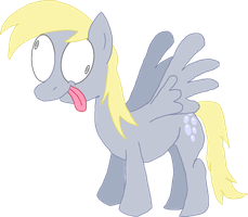 Derpy Hooves by LimeTH
