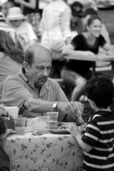 Meals of Generations by Nuparurocks