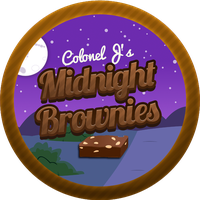 Midnight Brownies by Echilon
