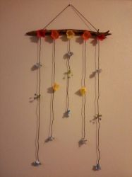 Branch Wall Decor by Hands-of-a-Pirate