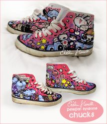 My Chucks by PeterPan-Syndrome