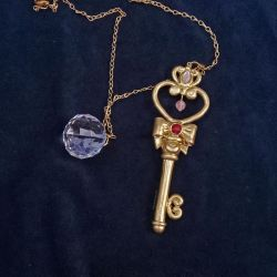 Sailor Moon - Space-Time Key ~ Repainted by bellakenobi