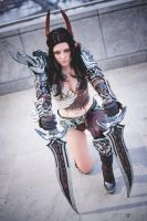 BrownLeaf the Warrior by NiKcKu