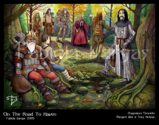 On the Road to Haven by Taurina