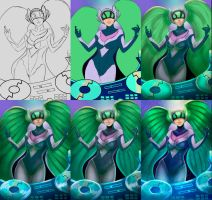 DJ Sona Walkthrough by ROGUEKELSEY