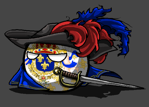 Kingdom of France - The Bourbon Dynasty by KaliningradGeneral
