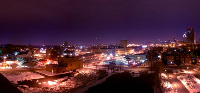 Rochester New York Downtown by sye14