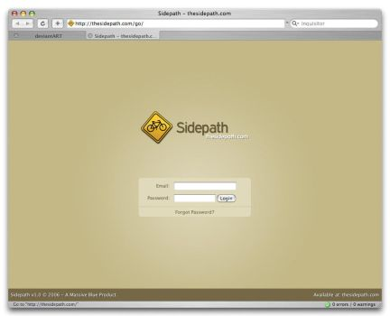 Sidepath - thesidepath.com by samster