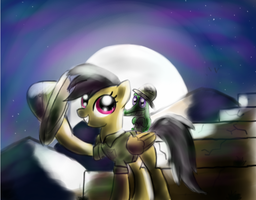 Daring do is everywhere by JuBrony