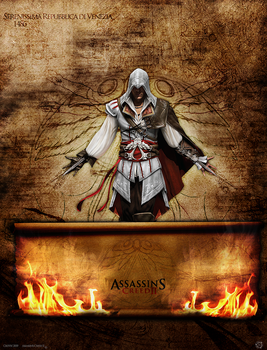 Assassins Creed II by j--c