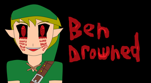 Ben Drowned by taylorwalls14