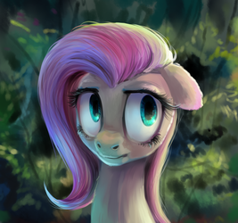 Fluttershy by pondis-dant