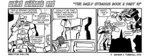 The Daily Straxus Book 2 Part 10 by AndyTurnbull