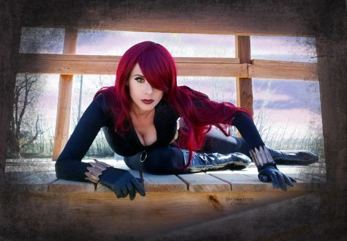 Stealthy by HeatherAfterCosplay