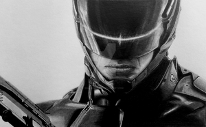 New Robocop by ShayneMurphy