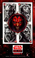 SWG5 DARTH MAUL by S-von-P