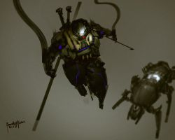 Death from Above by benedickbana