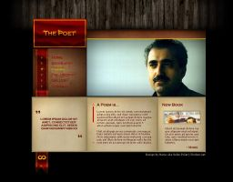 'The Poet' Classic Layout by GreatNemo