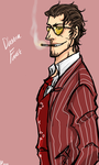 D'anton Faust by chainedsinner