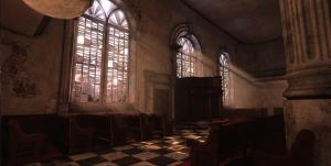 UDK Reformed Protestant Church #2 by BringMeASunkist