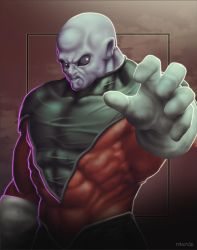 Commish 481: Jiren the Grey by rhardo