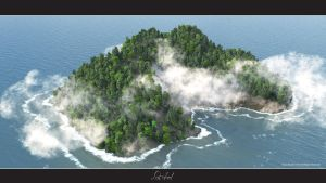 Lost Island by oo0d3v1l0oo