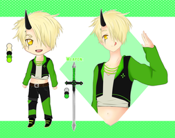 .:.{Demon 02 Adoptable Auction -CLOSED-}.:. by Drakyblack