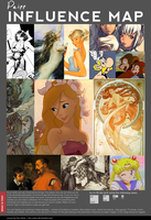 Influence Map by Peipp