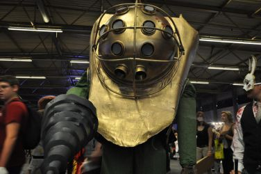 Big Daddy at FACTS 2015 by KillingRaptor