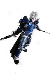 WOW Death Knight Cosplay 2 by Crimson-Shirou