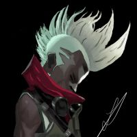Ekko by coloreslluviosos