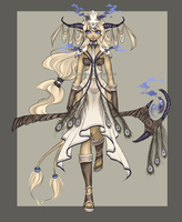 Adoptable Sorceress CLOSED by Siraviena