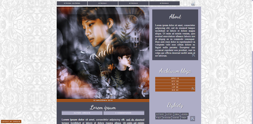 Template466 by oreuis