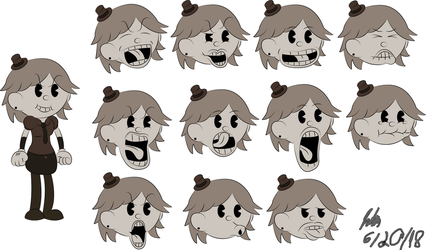 Mouth movement test by Jpolte